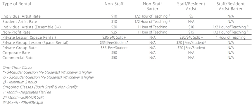 Facility_Pricing_List