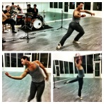 Soulé Dress Rehearsal at Miami Dance Studio