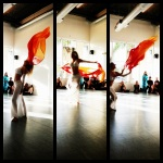 First Open House With Art of Bellydance